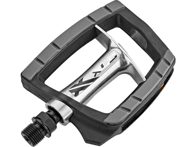 XLC Comfort PD-C09 Pédales, black/silver